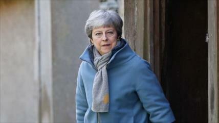 """""""May renunciará si el Parlamento aprueba su plan para el Brexit"""""""