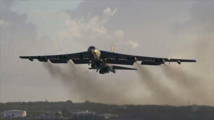 Aviación rusa intercepta bombarderos de EEUU dos veces en 24 horas