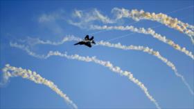 Aviones israelíes bombardean varias áreas en Gaza