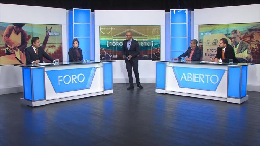 Foro Abierto: Ecuador; elecciones seccionales 2019