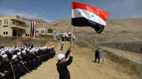 Damasco: Decisión de EEUU sobre Golán ataca soberanía siria