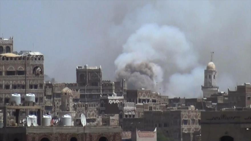 Se cumplen cuatro años de la agresión saudí contra Yemen | HISPANTV