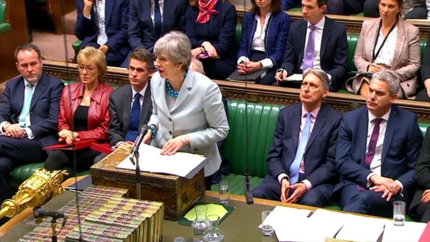 El Parlamento británico toma las riendas del Brexit