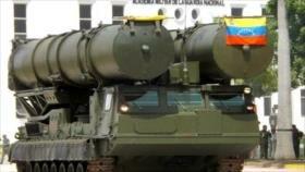 El Ejército venezolano despliega misiles S-300 en Caracas