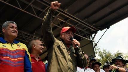 Cabello: Maduro autorizó entrada de tropas rusas a Venezuela