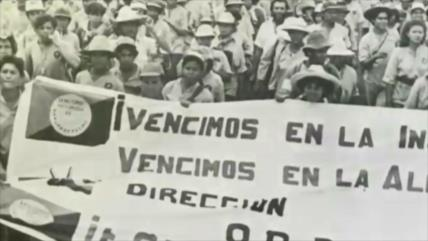 Nicaragua conmemora la Cruzada Nacional de Alfabetización