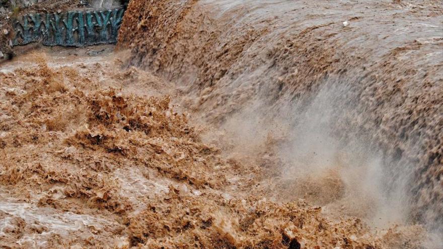 Lluvias e inundaciones afectan a las ciudades iraníes | HISPANTV