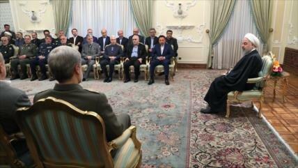 """Rohani condena decisión """"colonial"""" de Trump sobre Golán sirio"""