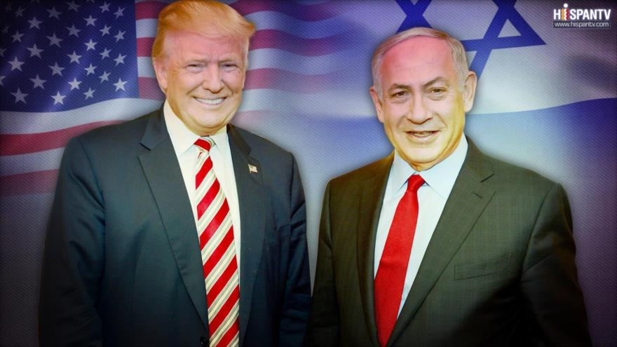 Trump y Netanyahu: hermanos en sangre