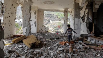 Riad mata a 4 civiles en el inicio de 5.º año de agresión a Yemen