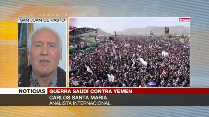 'Mientras EEUU y España venden armas, guerra en Yemen continuará'   HISPANTV