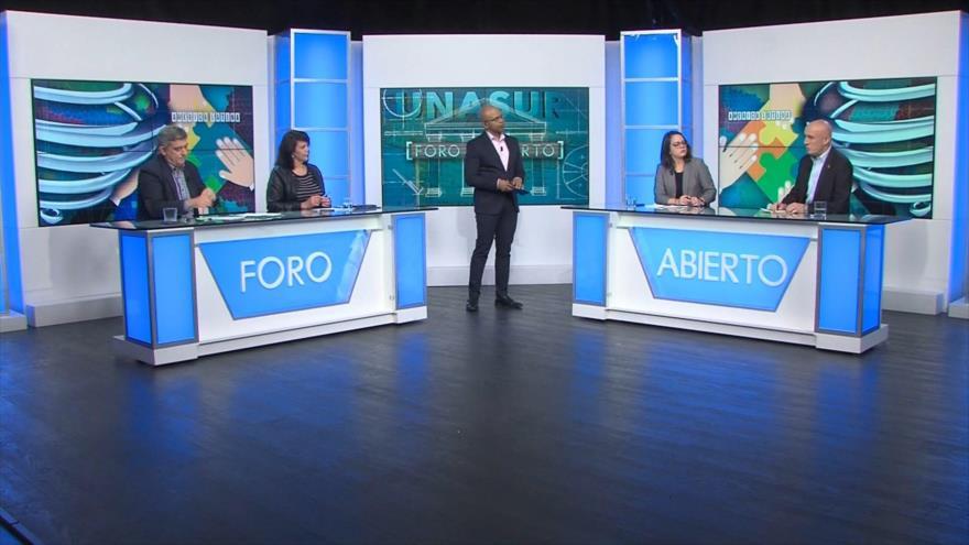 Foro Abierto: América Latina: Prosur, ¿acabar con Unasur?