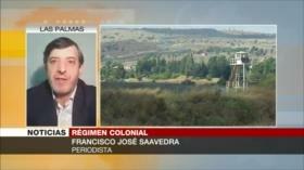 Saavedra: EEUU toma a broma resolución de ONU sobre Golán