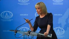 """Rusia pide a EEUU poner fin a """"acoso"""" a Venezuela por sanciones"""