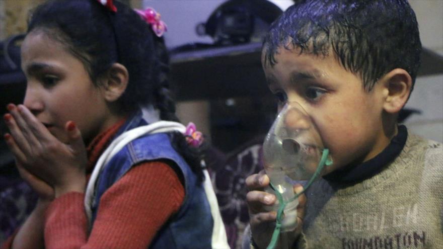 Vídeo: Un repaso a la oscura historia de los ataques químicos en Siria
