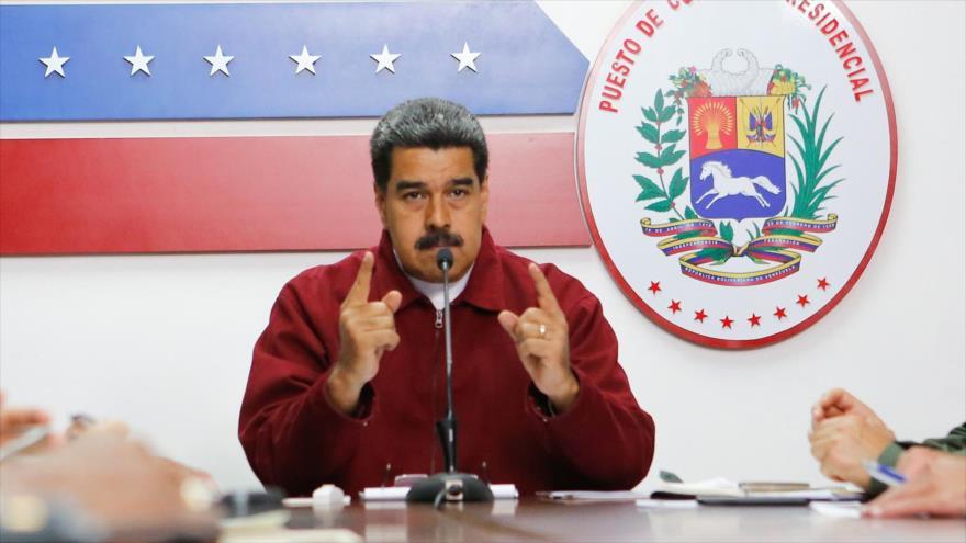 Maduro promete respuesta contundente a saboteadores eléctricos | HISPANTV