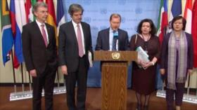 En la ONU, Europa rechaza la soberanía israelí sobre Golán sirio