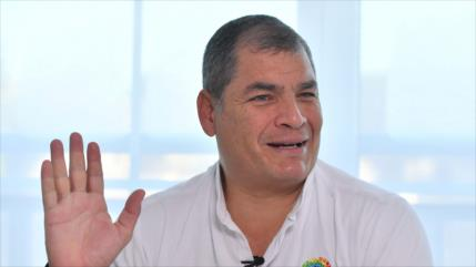 """""""Correísmo logra una 'victoria contundente' en comicios de Ecuador"""""""