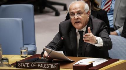 Palestina: Israel libra campaña de terror y violencia en Gaza
