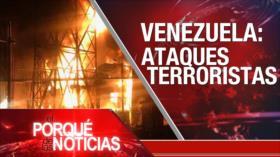 El Porqué de las Noticias: Contra colonialismo israelí. Persiste emergencia en EEUU. Sabotaje electrónico en Venezuela