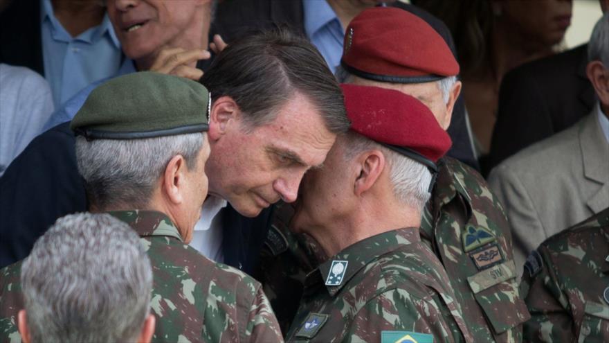 Fiscalía condena plan de Bolsonaro de conmemorar golpe de Estado | HISPANTV