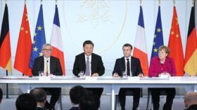 Pekín afirma que UE se acerca a China pese a presiones de EEUU
