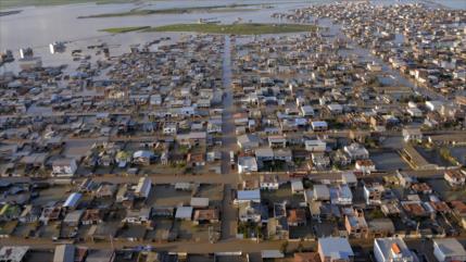 Al-Asad se solidariza con las víctimas de las inundaciones en Irán