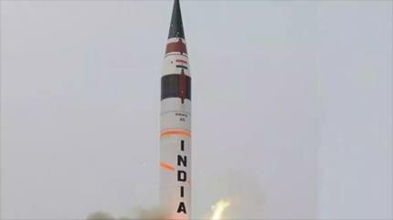 China y Paquistán denuncian militarización del espacio por La India
