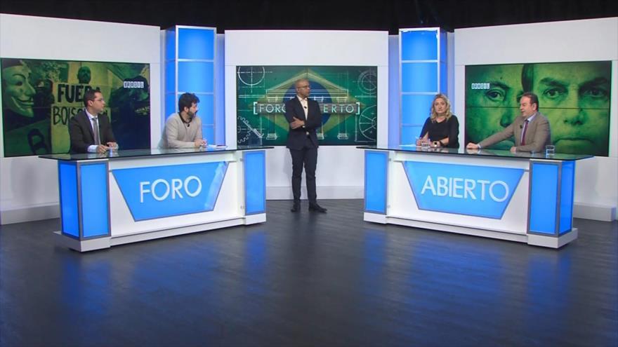 Foro Abierto; Brasil: el expresidente Temer señalado por la Justicia