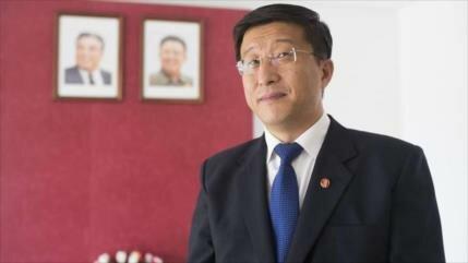 Grupo armado buscaba captar encargado norcoreano en Madrid