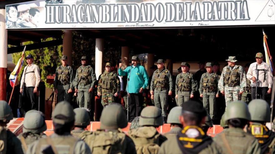 Maduro promete responder a cualquier agresión de EEUU | HISPANTV
