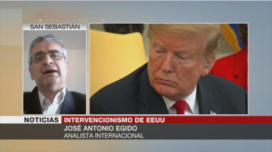 Egido: Rusia enfrenta a Trump por Venezuela con lenguaje de fuerza
