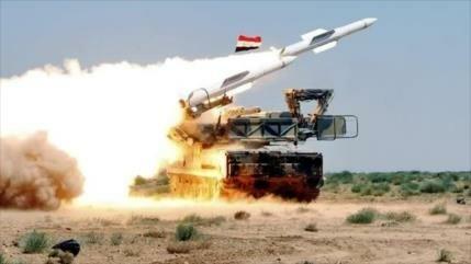 Defensa antiaérea de Siria logra repeler ataque israelí en Alepo