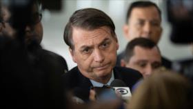 Bolsonaro dice que la dictadura militar en Brasil 'nunca existió'