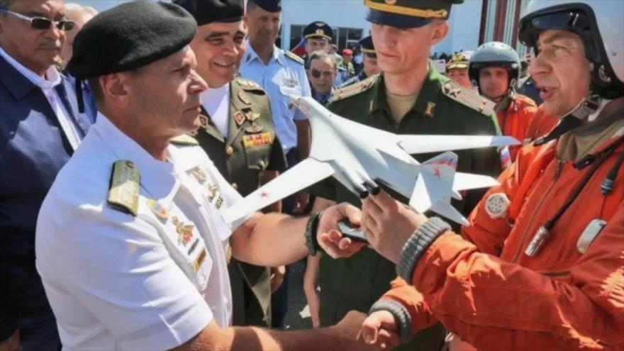 'Tropas rusas no realizan operaciones militares en Venezuela' | HISPANTV