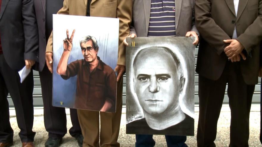 Solidaridad con prisioneros palestinos en plena insurrección