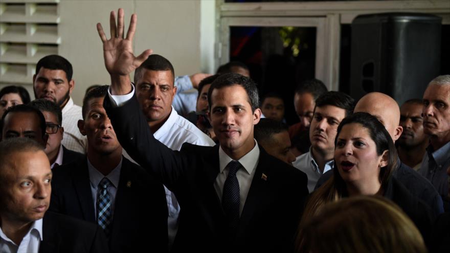 Venezuela inhabilita a Juan Guaidó para ejercer cargos públicos