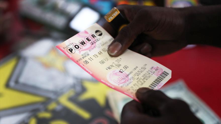 Un afortunado gana 768 millones de dólares en lotería de EEUU | HISPANTV