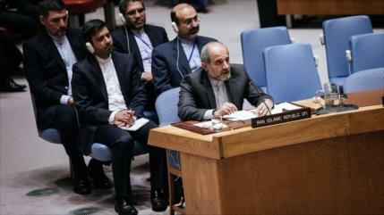 Irán acusa a Israel de coludir con terroristas en Siria