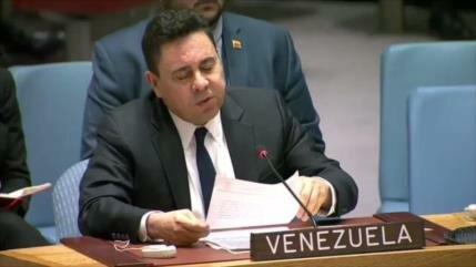 """Venezuela cataloga ante CSNU los apagones de """"actos terroristas"""""""
