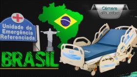 Cámara al Hombro: Brasil cierra 40 000 lechos de hospitales en diez años