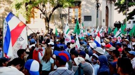 Manifestaciones contra el Gobierno toman fuerza en Paraguay