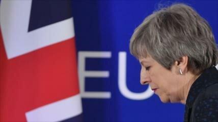 Parlamento británico rechaza por tercera vez el Brexit de May