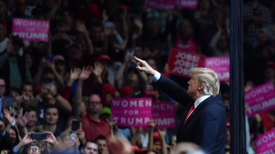 Trump: Vamos a cerrar la maldita frontera con México | HISPANTV