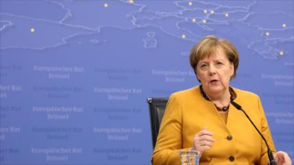 Alemania prolonga seis meses el bloqueo de venta de armas a Riad