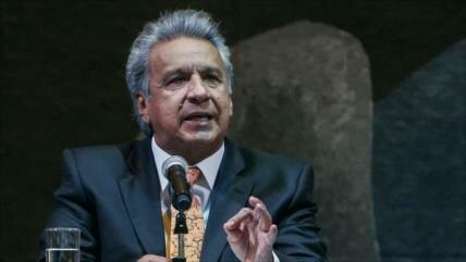 Sondeo: Solo 27 % aprueba gestión del presidente Moreno