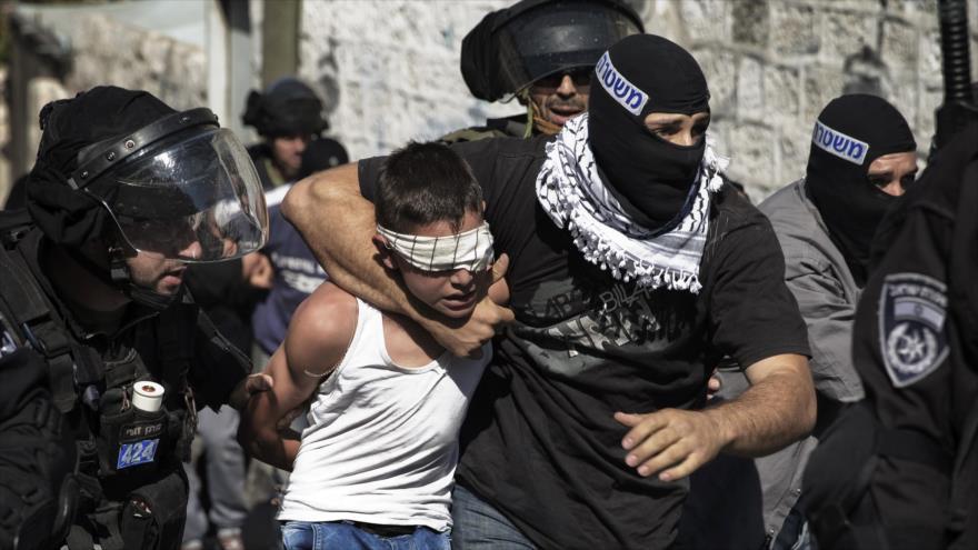 '95 % de niños palestinos detenidos por Israel fueron torturados' | HISPANTV