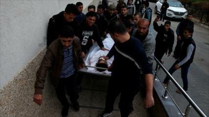 Soldados israelíes matan a un palestino en la Franja de Gaza