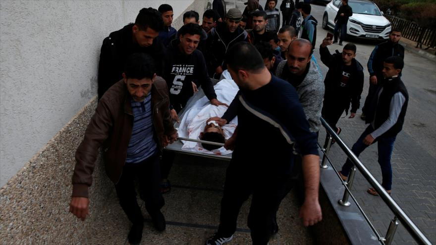 Soldados israelíes matan a un palestino en la Franja de Gaza | HISPANTV