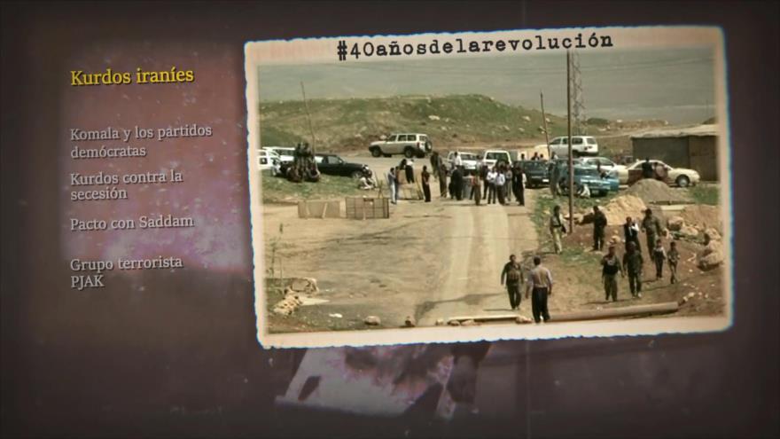Retos y logros de una Revolución: Kurdos iraníes